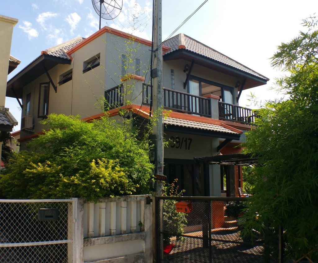 House For Sale In Bangrak A5, 110m2, 2 Floors,3 Bedrooms
