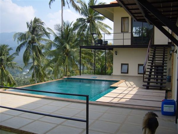 TAL0355 2 Storey 5 Bedroom House with Pool Samui Buy House