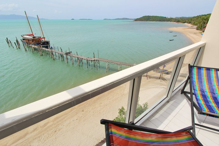 Bop0432 Beach Front Hotel For Sale Or Rent Fisherman Village Koh